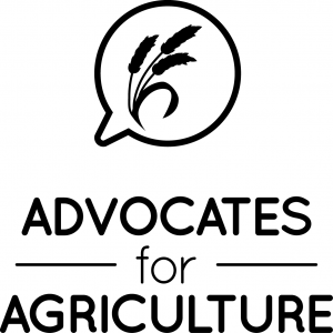 Advocates for Agriculture Logo (Vertical)